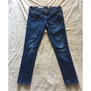 Pilcro and the Letterpress Stet Skinny Jean